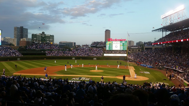 NLDS, Wrigley Field, Chicago Cubs