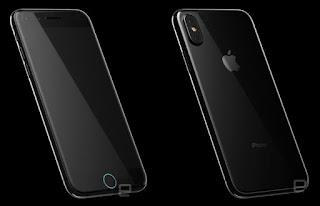 Apple Inc telah meluncurkan smartphone yang disebut  Spesifikasi, Design, Fitur Serta Harga Apple iPhone 8 dan iPhone 8 Plus Terbaru