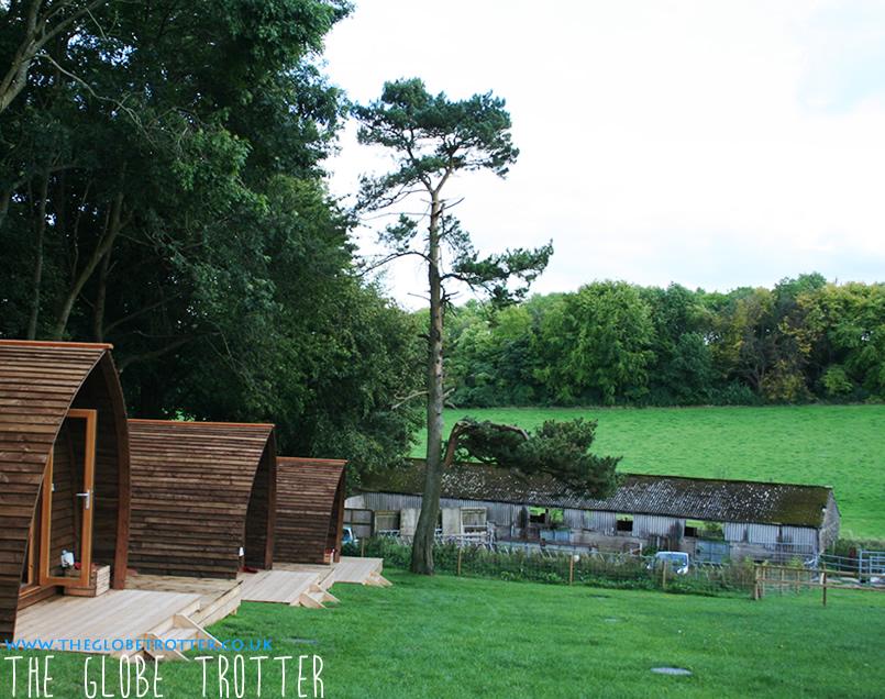 Wigwam Holidays - Chawton Park Farm - Glamping
