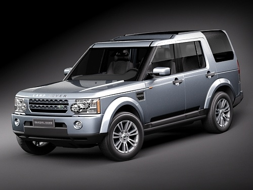 New Land Rover Discovery 4 Cars Wallpapers