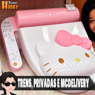 Pocket Hobby - www.pockethobby.com - Trens, Privadas e McDelivery - Trens, Privadas e McDelivery