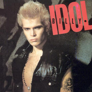 Hot In The City by Billy Idol (1982)