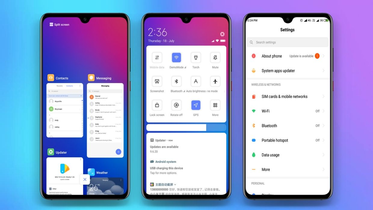 COLORFUL 2.0 MIUI Theme | Best Colorful Theme for All Xiaomi Devices