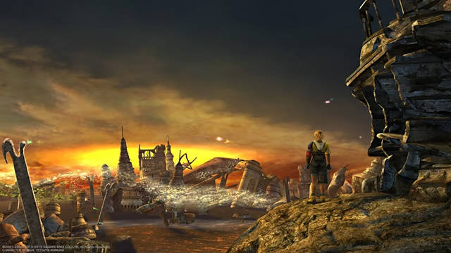 FINAL FANTASY X/X-2 HD Remaster PC Full Español