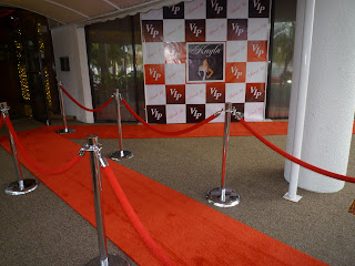 Ste and Repeat red carpet event