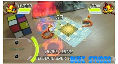 Invizimals Shadow Zone PPSSPP psp android