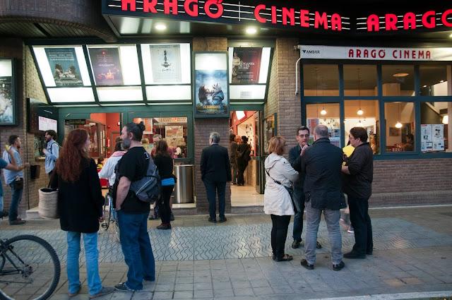 Aragó Cinema celebra su primer aniversario con un guateque muy especial