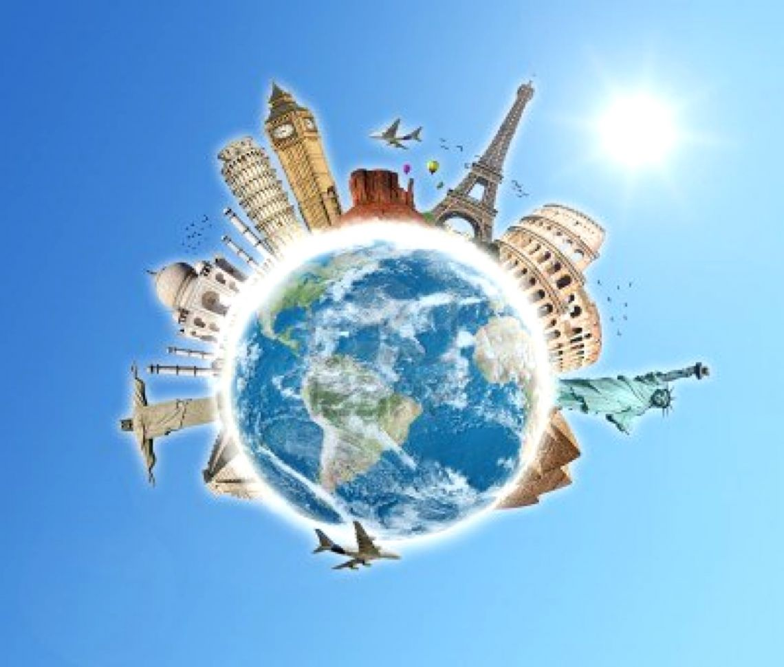 Travel Around The World Wallpaper | Image Wallpapers HD