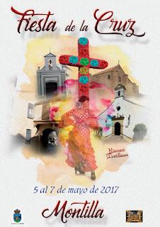 MONTILLA - CÓRDOBA - Fiesta de la Cruz  2017