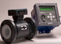 Magnetic Flowmeter and transmitter