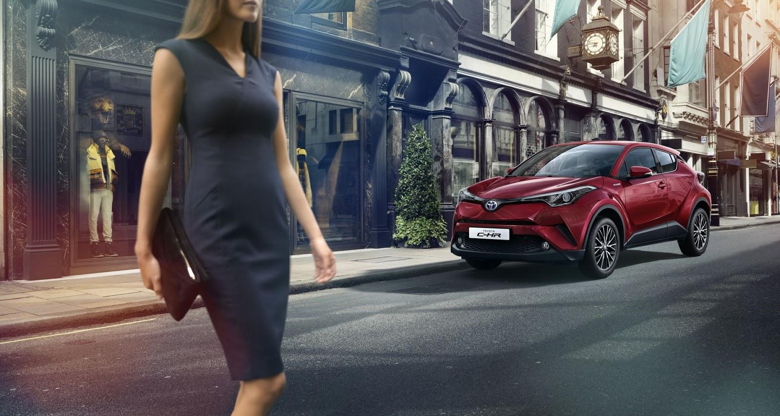 «Καθαρότερη» μάρκα αυτοκινήτων στην Ευρώπη για το 2017 η Toyota