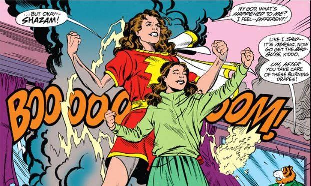 Asal-Usul Mary Marvel, Saudara Perempuan Billy Batson dari DC Comics