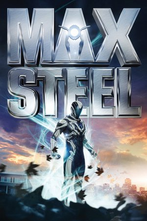 Poster Max Steel 2016