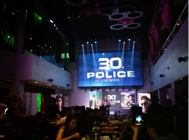 30th Police Media Launch