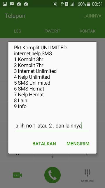 Cara Paket Internet Murah Indosat OOREDOO - Trik internet ooredoo murah