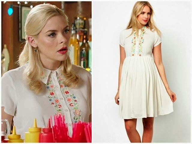 Jaime King in ASOS Dress – Seen On 'Hart of Dixie'