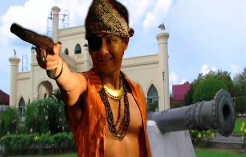 Darah Dalam Pendirian Kesultanan Siak Sri Indrapura