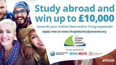 Pendaftaran Beasiswa GLOBAL STUDY AWARDS (Khusus S1 dan S2)