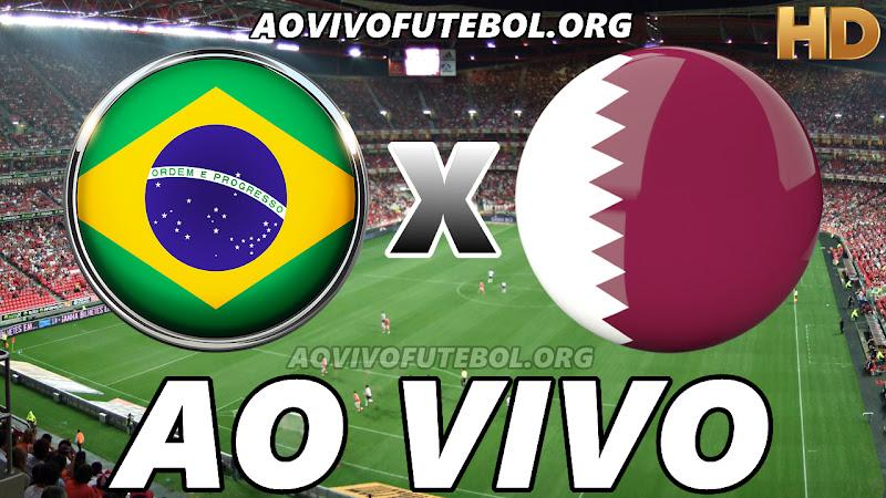 Brasil x Catar Ao Vivo Online HD
