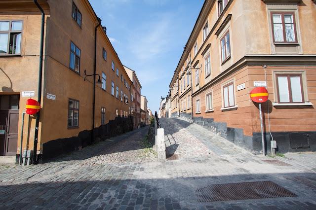 Isola di Sodermalm-Stoccolma