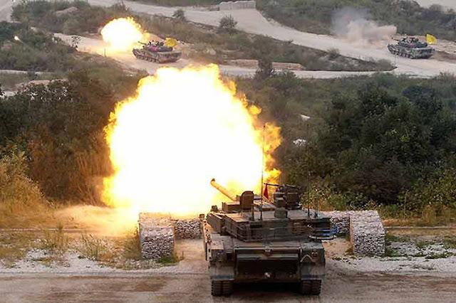 Nuevo ejercicio EE.UU-Surcorea agrava tensión en la península coreana