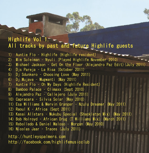 World Music 2.0: Highlife Mix (free download)