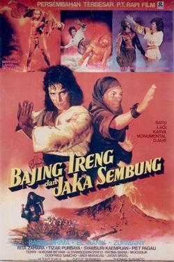 Bajing Ireng dan Jaka Sembung (1983) VCDRip