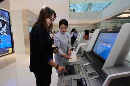 Fitur Baru Notifikasi SMS Transfer Saldo Bank BRI