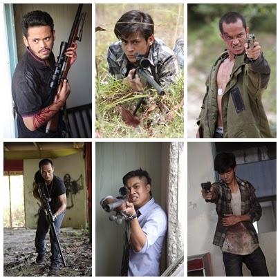 Gambar Babk Filem Sniper