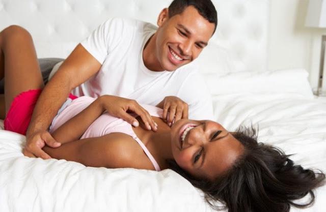Hmmmm is it? - S*x Makes Men Feel Closer To God – Study
