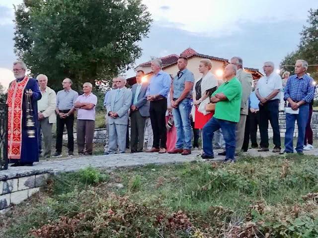 Γιάννενα: Δήμος Ζίτσας «Χριστοβασίλεια 2018»: Τιμήθηκε Ο Δεξιοτέχνης Του Κλαρίνου Ναπολέων Δάμος