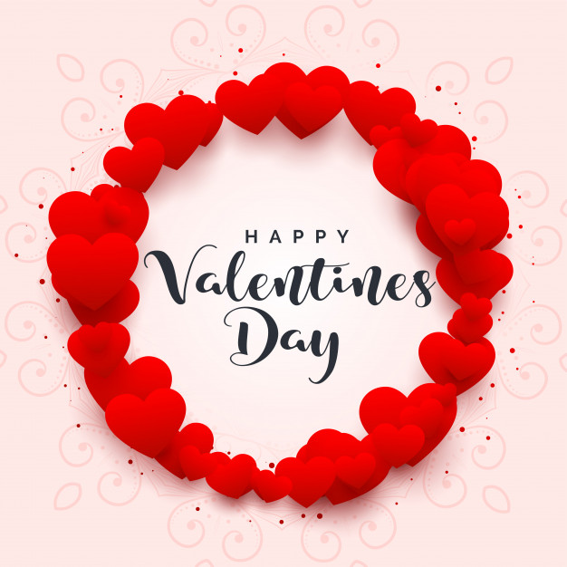 Happy Valentine's Day from all of us!