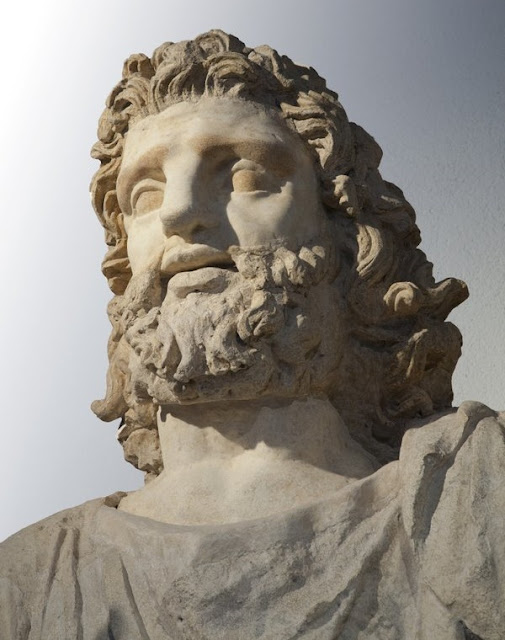 Italy unveils the restored Zeus di Solunto
