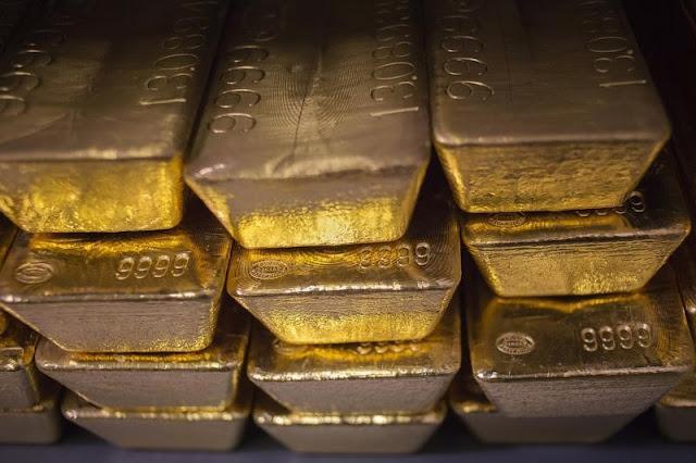 Precio del oro hoy sube