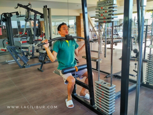 Gym Center Gets Hotel Semarang