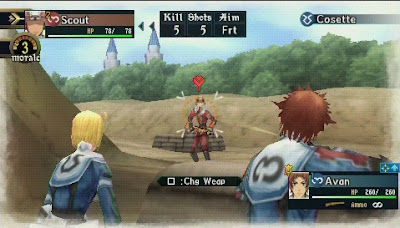 Valkyria chronicles 2 android psp game