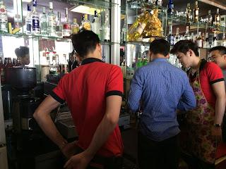 Sửa máy pha cà phê Hà Nội