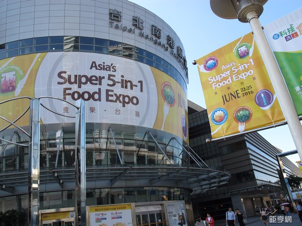 2016台北國際食品展-打響農業首都名號 雲林連續參加8屆國際食品展!