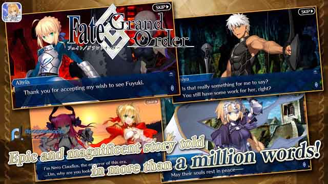 Download Fate/Grand Order APK Latest Version