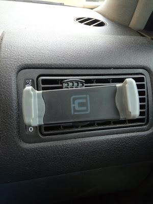 CAFELE Car Mount Phone Holder  - BLACK