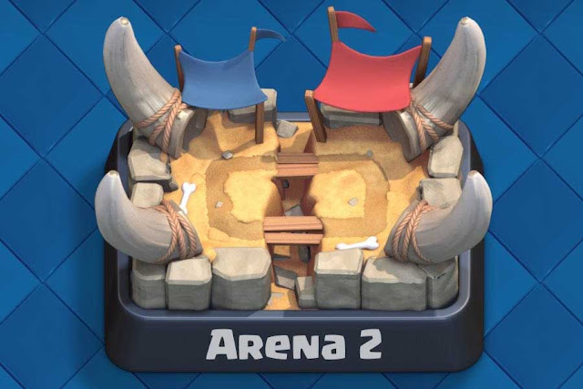Clash Royale Arena 2 Tips