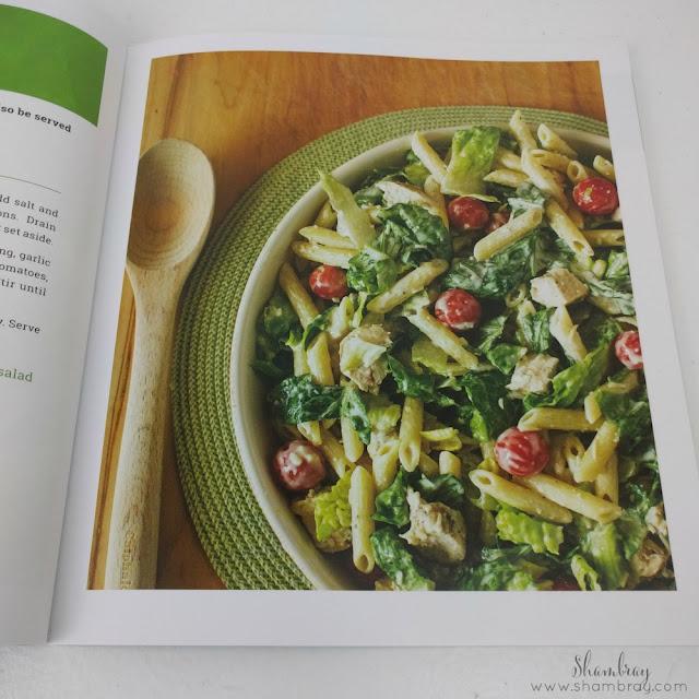 Cookbook, Summer recipes
