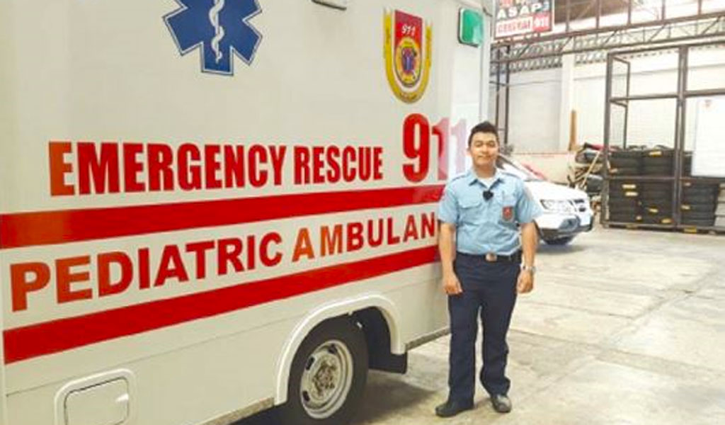 Transcend helps Davao's Central 911 improves safety