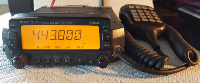 Kenwood TM-G707A