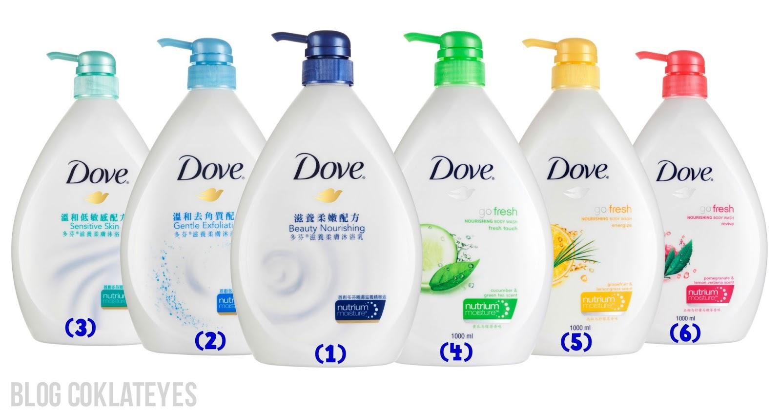 Dove School Of Skindulgence Jom Sahut Cabaran 21 Hari Untuk