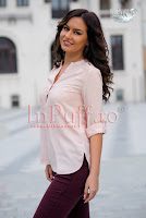 Bluza dama rose-piersicuta (Ade)