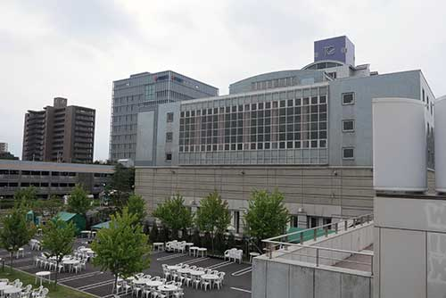 Okura Frontier Hotel Tsukuba, Ibaraki.