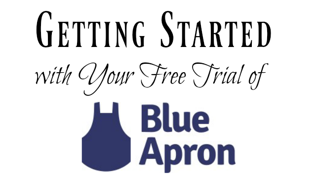 Getting Started with Blue Apron