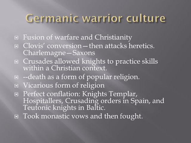 Germanic warrior culture