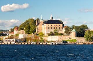 9. Benteng Akershus